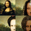 International Face of Mona Lisa