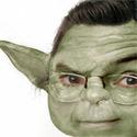 Yoda - Colbert Mashup