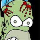 See The Simpsons as Zombies