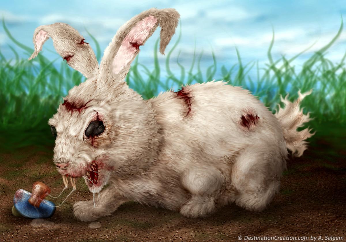 Bunny Rabid