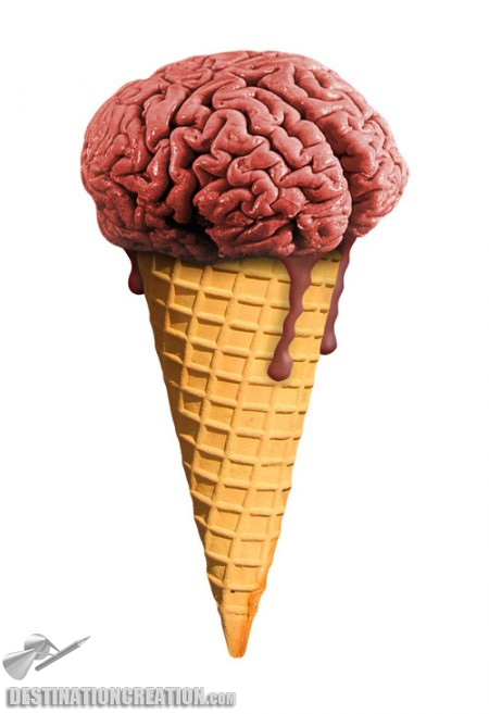 Brain Freeze/Brainscream Cone